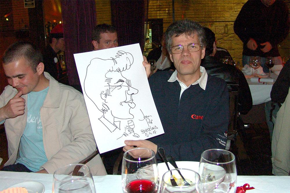 Canon találkozó (Barcelona, 2008)