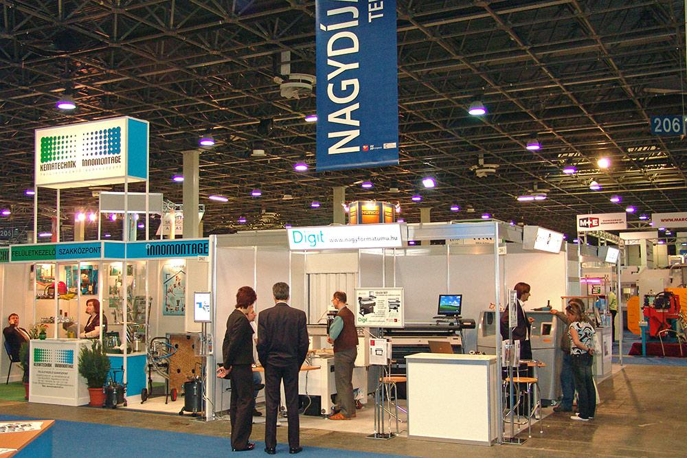 Digit stand az Industrián (2010)