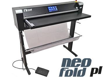 Neofold PL, a modern automata hajtogatógép