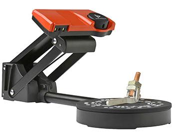 Új termékünk: a nagy precizitású automata 3D szkenner, a SOL PRO