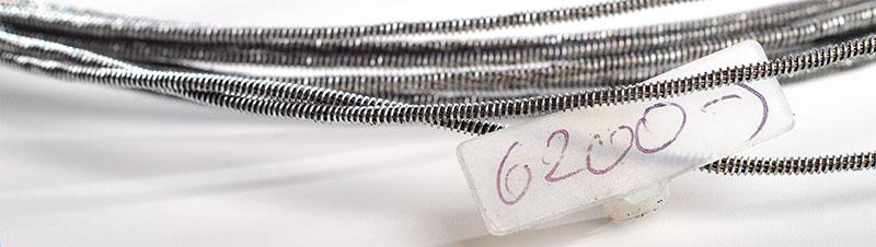 fast wire string - vágószál